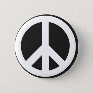 peace_sign 2 inch round button
