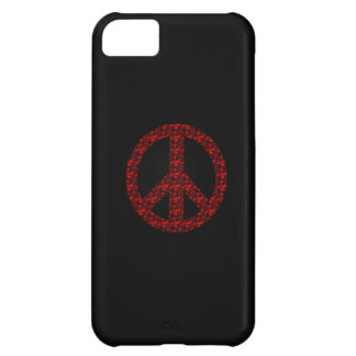Peace Sign Case For iPhone 5C