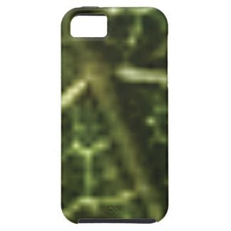 peace sign in nature iPhone 5 cover
