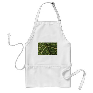 peace sign in nature standard apron