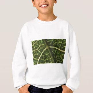 peace sign in nature sweatshirt