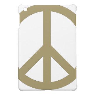 Peace Sign iPad Mini Cover
