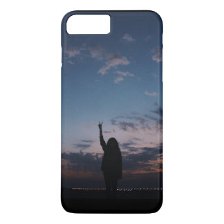 peace sign iPhone cover