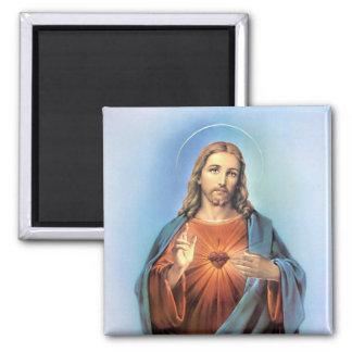 Peace Sign/Jesus Magnet