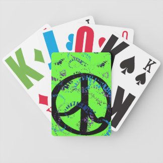 Peace Sign Jumbo Cards