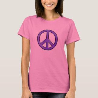 Peace Sign Long Sleeve Shirt