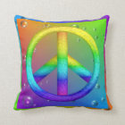 Peace Sign Pillow