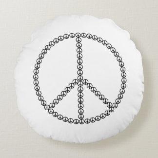 Peace Sign Pillow