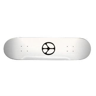 Peace Sign Skateboard Decks