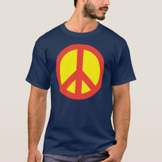 Peace Sign Super T-Shirt