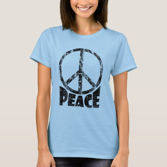 Peace Sign T-Shirt for Women