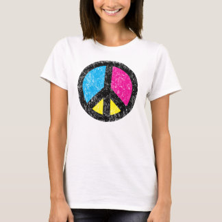 Peace Sign Vintage T-Shirt