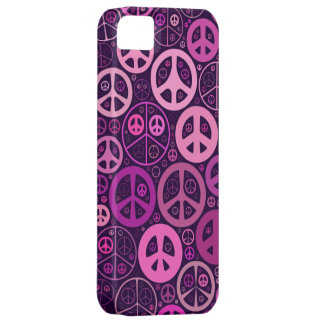 Peace Signs Collage Case For The iPhone 5
