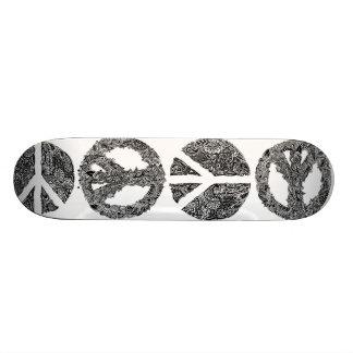 Peace Skate Board