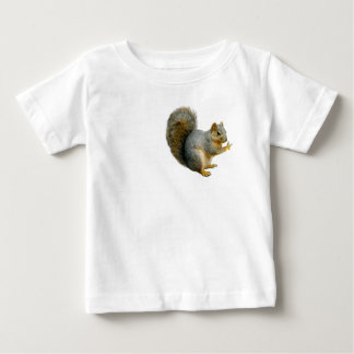 Peace Squirrel Baby T-Shirt