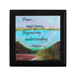 Peace Sweet Peace Gift Box