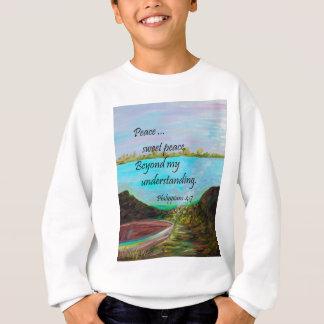 Peace Sweet Peace Sweatshirt