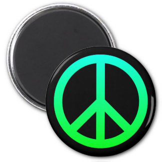 Peace Symbol Magnet