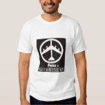 Peace the Old Fashioned Way Tee Shirt