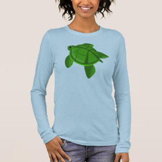 Peace Turtle Long Sleeve T-Shirt