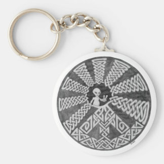 Peace under the sun - Keychain