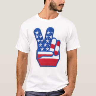 Peace, Victory T-Shirt