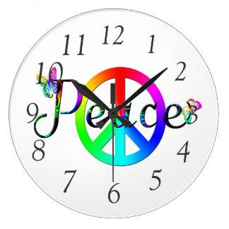 Peace Wallclocks