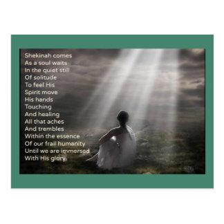 Peace With God Postcard