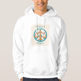 Peace with Justice Hoodie