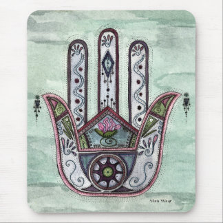 Peace Within Our Hands Mouse Pad