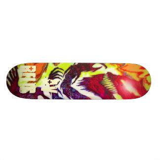 Peace Wolf Skateboard Decks