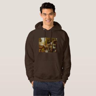 Peaceable Kingdom Hooded Sweatshirt