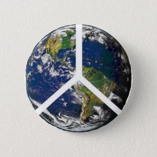 peacearth 2 inch round button