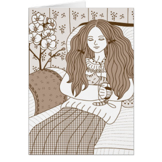 Peaceful Afternoon Card
