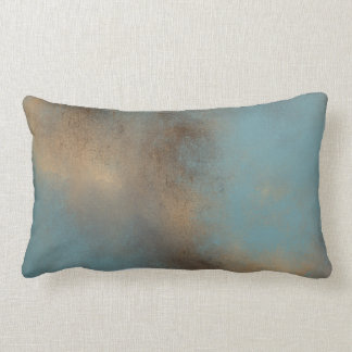 Peaceful and Tranquil Palette | Lumbar Pillow