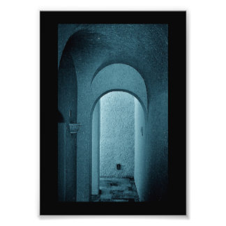 Peaceful Arches Photo Print