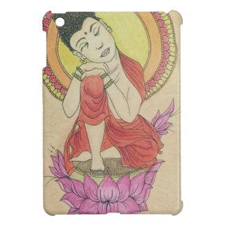 Peaceful buddha case for the iPad mini