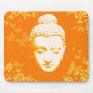 Peaceful Buddha Mouse Pad