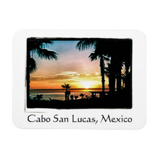 Peaceful Cabo Sunset Magnet