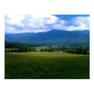 Peaceful Cades Cove Post Cards