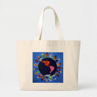 Peaceful Children around the World Bag