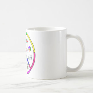 Peaceful Coexistence Coffee Mug
