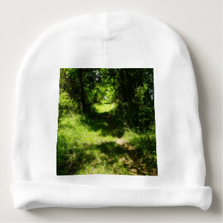 Peaceful Country Pathway Baby Beanie