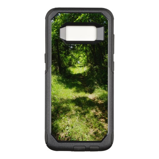 Peaceful Country Pathway OtterBox Commuter Samsung Galaxy S8 Case