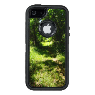 Peaceful Country Pathway OtterBox Defender iPhone Case