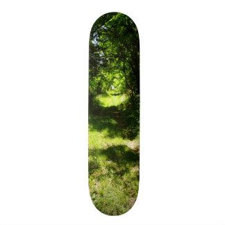 Peaceful Country Pathway Skate Boards