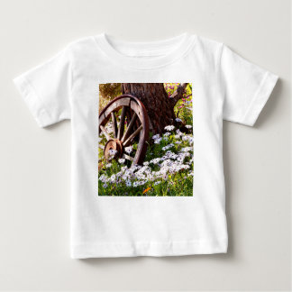 Peaceful Garden Baby T-Shirt