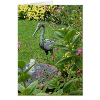 Peaceful Garden Card