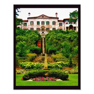 Peaceful Garden Photo Print