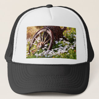 Peaceful Garden Trucker Hat